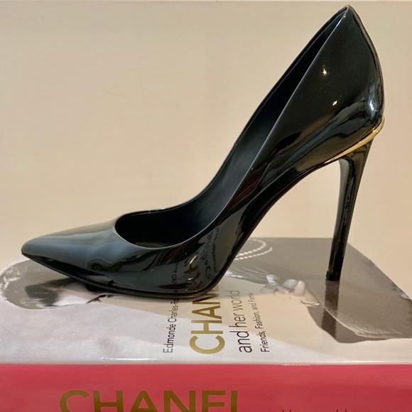 6cb095293a286 Louis Vuitton Shoes | Eyeline Pump Patent Leather | Poshmark